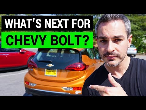 What's Next for Chevy Bolt & GM's Electric Future