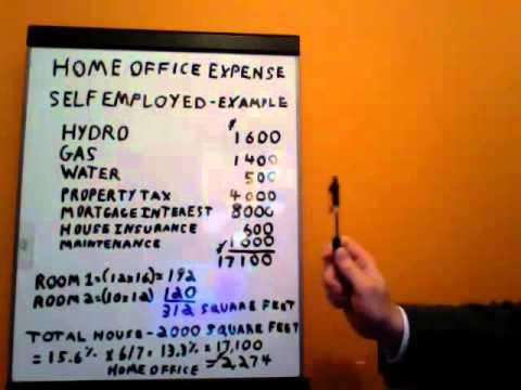 Home office expense