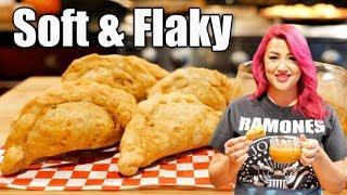 Turkey Leftovers Empanadas | Soft and Flaky EMPANADAS