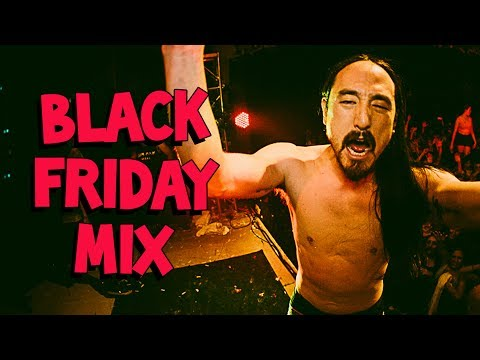Black Friday Mix - Aoki's House on Electric Area #92