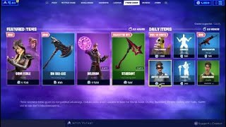 Fortnite Item Shop 11/2/19 *NEW* GRIM FABLE OUTFIT