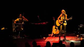 Heather Nova, My Fidelity, Hasselt, Belgium, October 1 2010