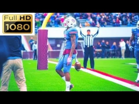 2017 |  UMass WR Tajae Sharpe 2015 Highlights ᴴᴰ
