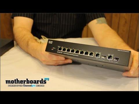 Review: Cisco SG 300-10MP 10-Port Gigabit Max-PoE Managed Switch