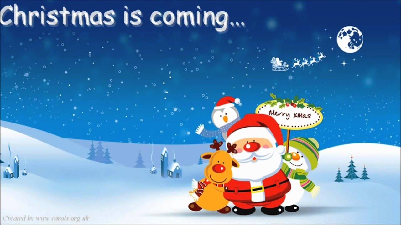 christmas carol on youtube