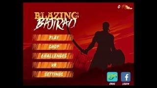 Blazing Bajirao Android Game IOS
