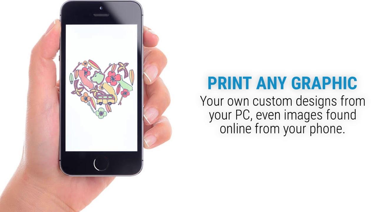 4368bd467 The RICOH Ri 100 Garment Printer - YouTube