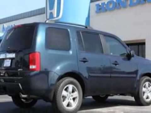 2012 honda pilot 4wd 4dr ex l w res suv fort wayne in youtube. Black Bedroom Furniture Sets. Home Design Ideas