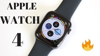 APPLE WATCH 4 UNBOXING IN HINDI - APPLE WATCH 4 UNBOXING AND REVIEW
