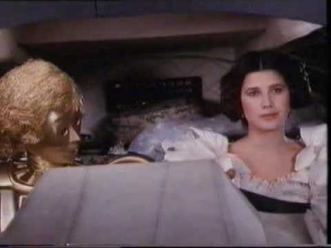 Daphne Zuniga as Princess Vespa Spaceballs.avi