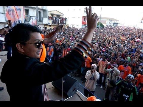 Andry Rajoelina Fianarantsoa 24 juillet 2015