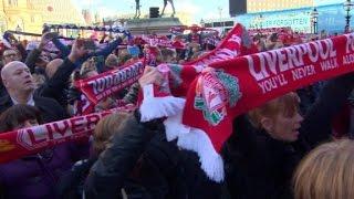 Hillsborough: 96 soccer fans unlawfully killed, jury finds