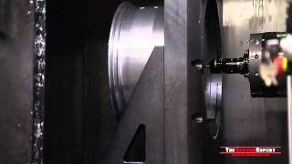 How HRE Forged Wheels Are Made   The Octane Report