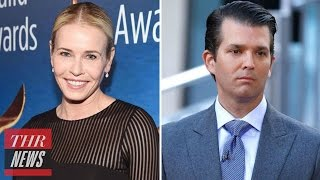 Chelsea Handler Slammed by Donald Trump Jr. for Tweet About His Family | THR News