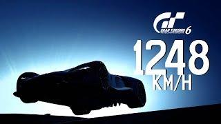 GT6 1,248km/h SRT Tomahawk X