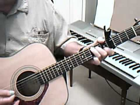 Crawdad Song Easy Chords 2010 011 .wmv