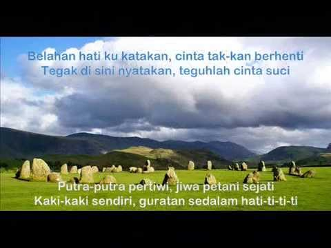 Bulan Separuh Bayang - Leo Kristi - Created by ABG Entertainment