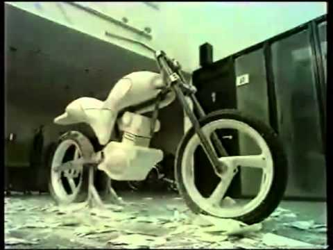 Equinox: Designing dream machines - MuZ BSA Bantam, Tefal Food Processor and Kettle, Indian Scooter
