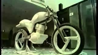 Equinox: Designing dream machines - MuZ BSA Bantam, Tefal Food Processor and Kettle, Indian Scooter