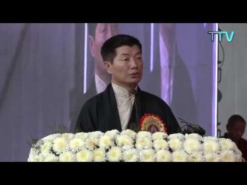 CTA President Dr. Lobsang Sangay Visit to Mussoorie and Dehradun Tibetan areas. 17-19 October 2017