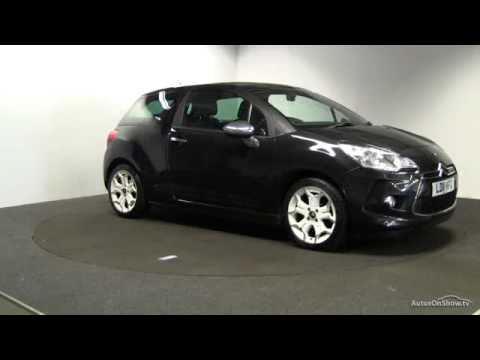 2011 Citroen Ds3 Black And White Youtube