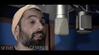 NEUMANN U87 vs GEMINI II Part 1