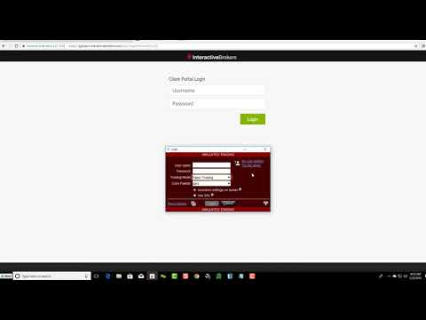 Interactive Brokers Login - How to Login to Interactive