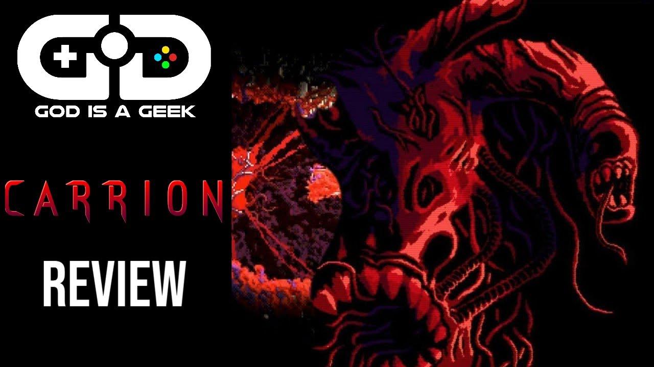 Carrion Review Godisageek Com