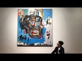 Basquiat painting sells for record $110.5M