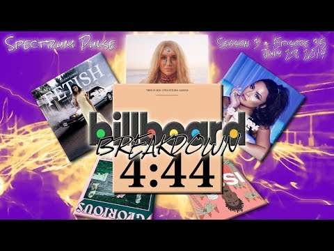 Billboard BREAKDOWN - Hot 100 - July 29, 2017