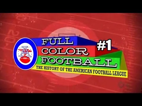 Full Color Football - #1