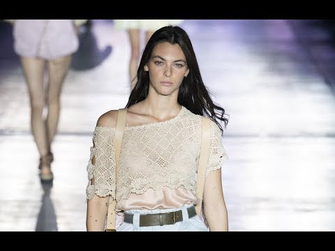 ALBERTA FERRETTI Spring Summer 2019 Full Show Milan - Fashion Channel