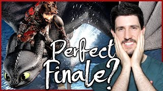 Why HOW TO TRAIN YOUR DRAGON 3: THE HIDDEN WORLD Is a Perfect Conclusion - Review