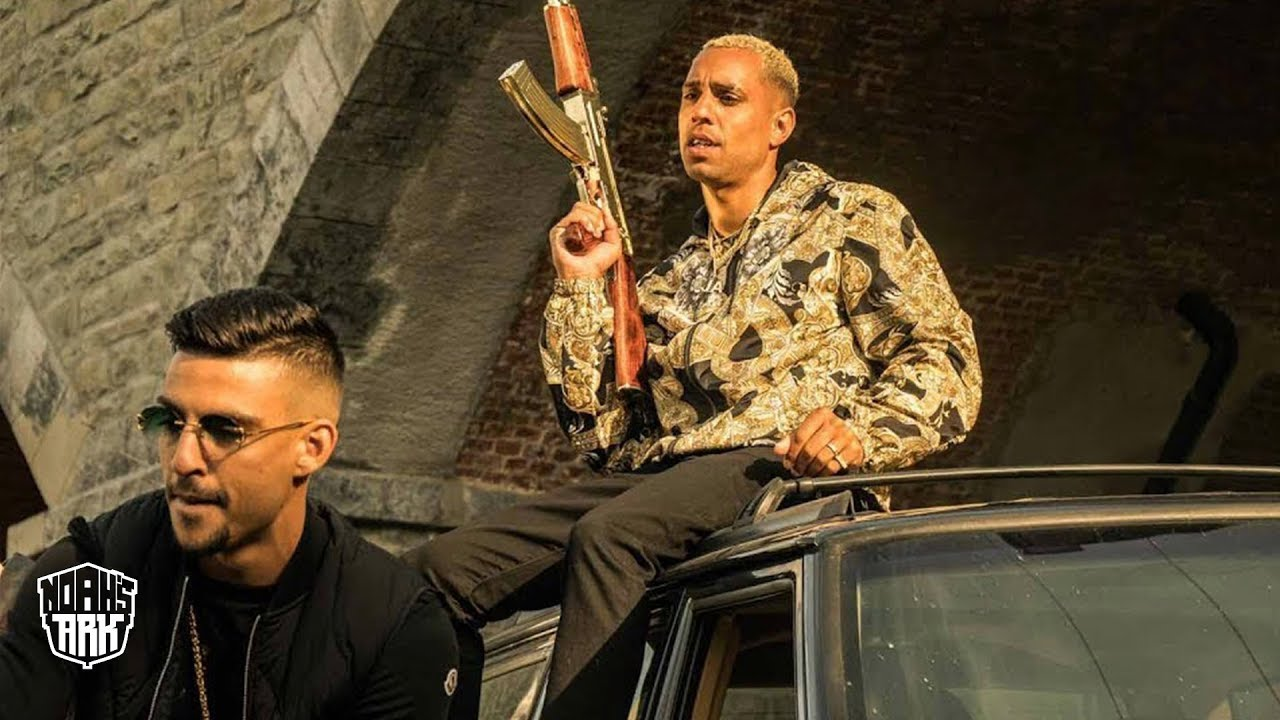 Bizzey X Boef - Drama (prod. Yung Felix)