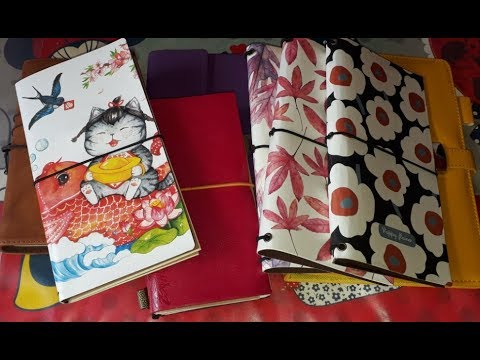 Getting Planners & TNs from Ebay