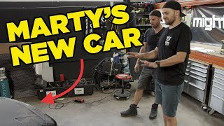 $10,000_Rear_Engine_Challenge_(Marty's_NEW_CAR)