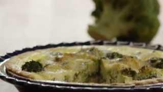 Broccoli Quiche Recipe - How To Make Broccoli Quiche