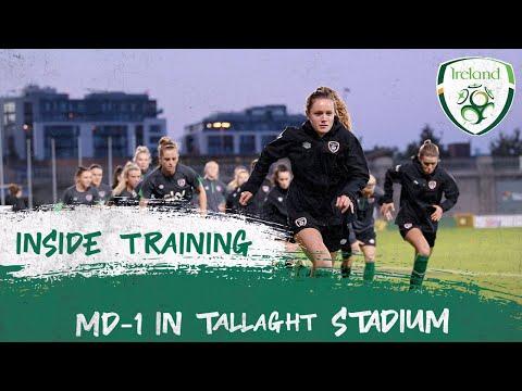 INSIDE TRAINING | MD-1 in Tallaght Stadium