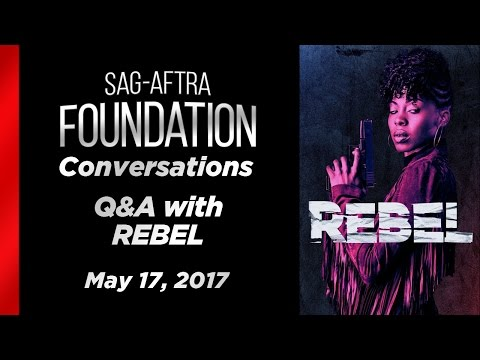 Conversations with Danielle Moné Truitt, John Singleton and Randy Huggins of REBEL