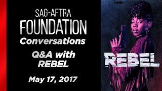 Conversations with Danielle Moné Truitt, John Singleton and Randy Huggins of REBEL