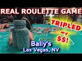 EVERY NUMBER A WINNER! - Live Roulette Game #20 - Bally's ...