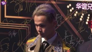 【上週】暖男劉憲華驚喜現身紅毯 張柏芝壓軸上場驚艷全場