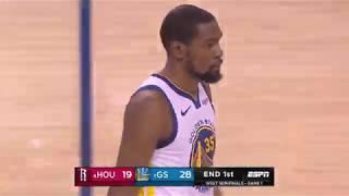 Houston Rockets vs Golden State Warriors : April 28, 2019
