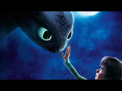1 hour of How To Train Your Dragon - Flying theme
