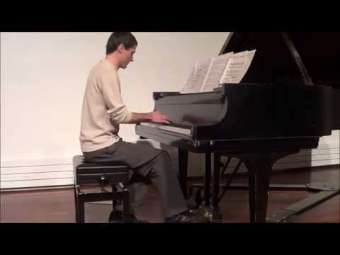 Ernesto Nazareth: Xangô for Piano (Recital)