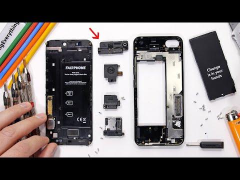 Fairphone 3+ Durability Test! - it feels like cheating...