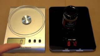 Accuweight AW KS001WB Digital Kitchen Food Scale Multifunction Electronic Platform Scale Review