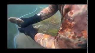 Подводная охота на озере Тургояк 25.06.12г.(Видеоэкскурсия для тех, кто хочет посетить оз.Тургояк. Старт от бывшего Форелевого хозяйства, расположенно..., 2012-06-28T19:57:20.000Z)