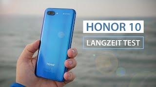 Honor 10 Test nach 5 Wochen Nutzung | Review deutsch