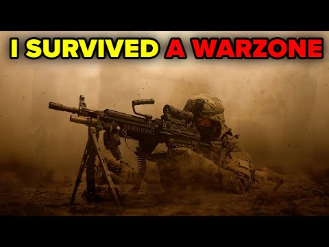 How I Survived Actual Military Warzone